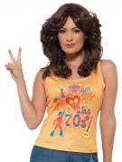 I love 70s disco t-shirt voor vrouwen