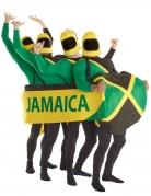 Morphsuits™ Jamaicaanse bobslee kostuum voor volwassenen