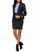 Mrs. Pac-Man™ Opposuits™ kostuum voor vrouwen