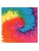 Veelkleurige hippie bandana