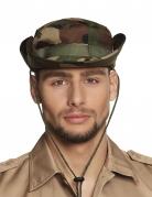Militaire camouflage hoed voor volwassenen