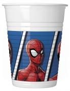 8 Spiderman™ bekertjes