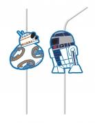 6 Star Wars rietjes