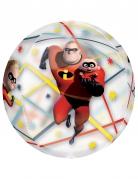 Ronde aluminium ballon The Incredibles™