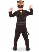 Klassiek Cat Noir Miraculous™ kostuum kinderen