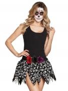 Mexicaanse skelet rok voor volwassenen