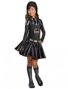 Star Wars™ Darth Vader™ kostuum voor meisjes