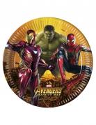 8 Avengers Infinity War™ borden