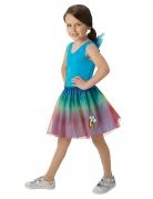 My Little Pony™ Rainbow Dash vleugels en tutu voor meisjes