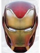 Avengers Infinity War™ Iron Man masker voor volwassenen