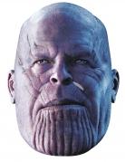Kartonnen Thanos Avengers Infinity War™ masker voor volwassenen