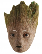 Plat karton Avengers Infinity War™ Groot masker voor volwassenen