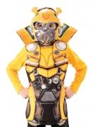 Flip and reveal Transformers™ Bumble Bee borststuk voor kinderen