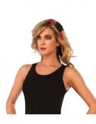 Rode en zwarte Spidergirl™ haarband voor vrouwen