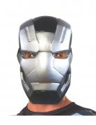 Captain America Civil War™ War Machine half masker voor volwassenen