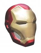 Luxe Iron Man Captain America Civil War™ masker voor volwassenen
