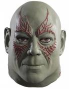Latex deluxe Drax the Destroyer Guardians of the Galaxy 2™ masker voor volwassenen