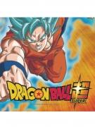 20 papieren Dragon Ball Super™ servetten