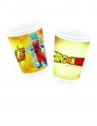 10 Dragon Ball Super™ plastic bekers