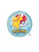 Kleine ronde aluminium Pokemon™ ballon