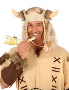 Witte viking misthoorn voor volwassenen