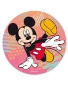 Eetbare dansende Mickey™ schijf