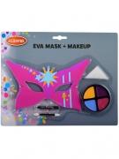 Superhelden masker en schminkset voor kinderen