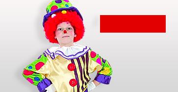 Jongens carnavalskleding