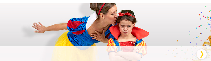 Ouders en kinderen verkleedkleding