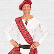 Schotse carnavalskleding