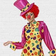 Circus & clowns carnavalskleding