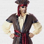 Piraten carnavalskleding