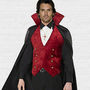Vampier themakleding